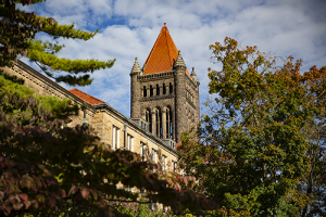 Altgeld Hall is slated to be renovated by 2025.